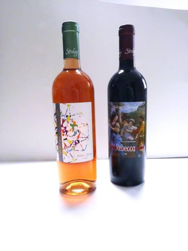 Packaging Etichette Caleidoscopio e Rebecca - 169 Design