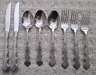 ❧∂ Oneida VALERIE Set of 8 Distinction Deluxe Stainless - Forks, Spoons,... http://ebay.to/2mqAROj