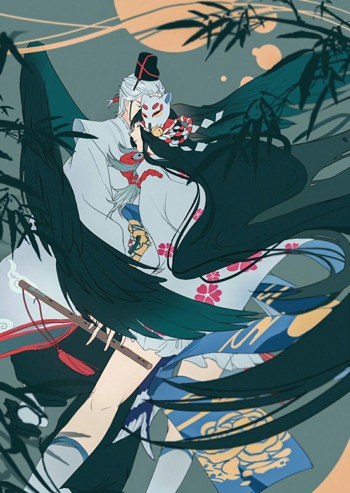 Yuki Onna | Ootengu Yuki Onna, Onmyoji Game, Hanako, Vocaloid, Monsters
