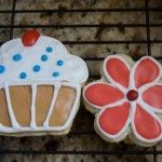 Thick Cut-Out Sugar Cookies Made With Wondra  Flour