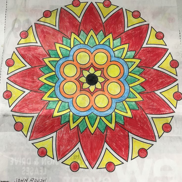 Photos Another entry from Rep's adult coloring contest on