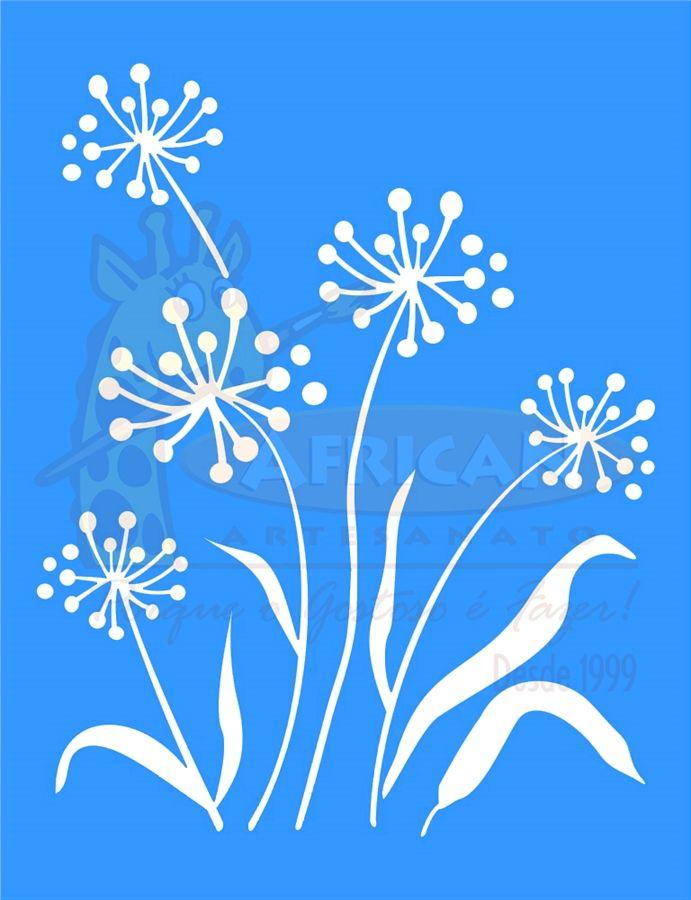 molde flores para pintura - Pesquisa Google