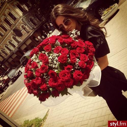 Rose Flower Love: 31 Best Girl Loves FLOWERS Images On Pinterest