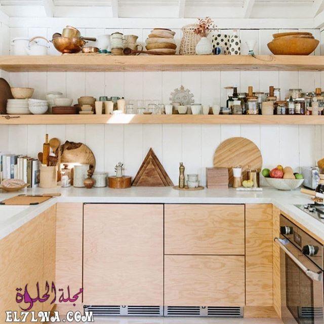 ديكورات مطابخ 2021 صور مطابخ سوف نتعرف سوي ا عبر هذا المقال على ديكورات مطابخ 2021 يعد المطبخ من أهم الغرف الت American Kitchen Design Kitchen Design Kitchen