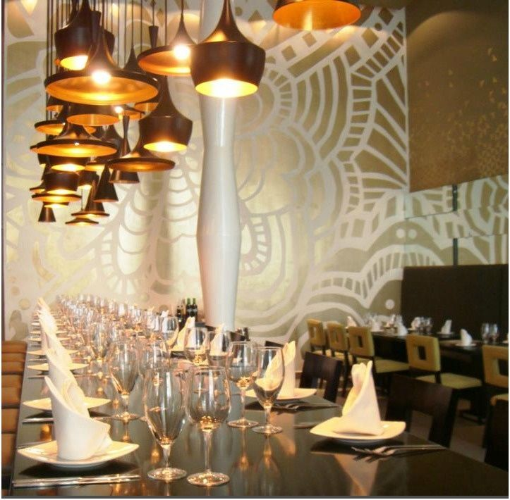 Family style table. Roma Restaurant Azul Beach, Karisma, Gourmet Inclusive, Riviera Maya, Family Vacation, Honeymoon, Wedding, Travel, Mexico