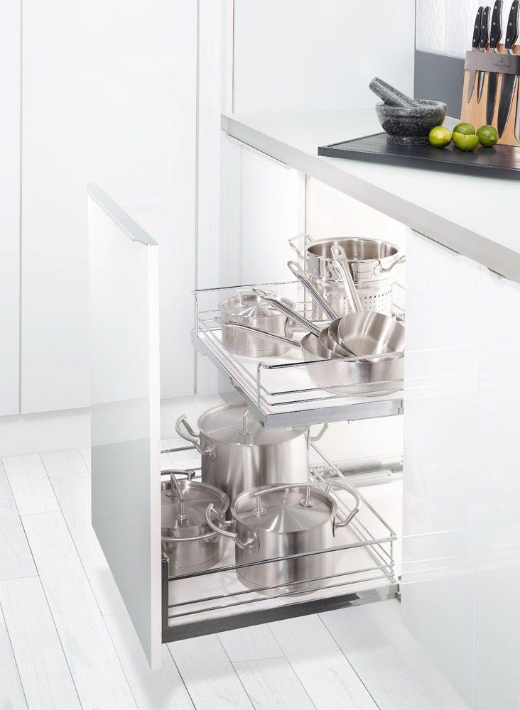 64 best images about herrajes para el mueble de cocina on pinterest recycling station design - Herrajes para muebles cocina ...