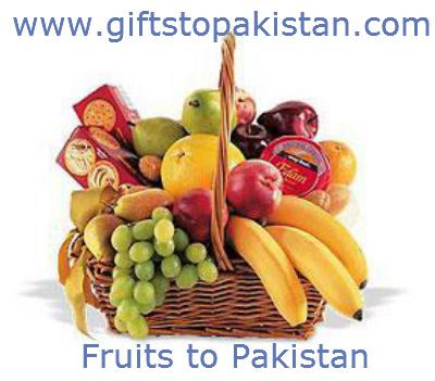 How to Send Fruits to Pakistan?