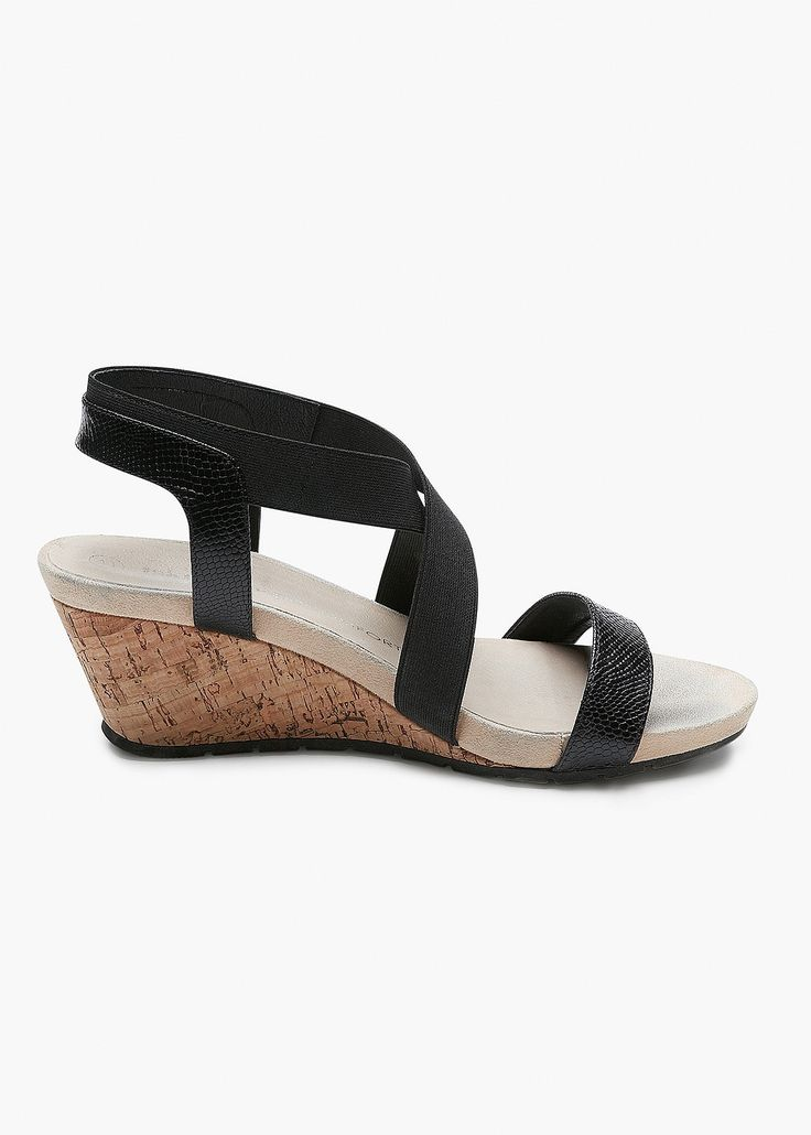 Augusta Wedge #takingshape #plussize #curvy #widefitting #shoes