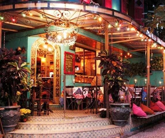 Zaza Bistro - Zaza Bistro Rio de Janeiro, Restaurant