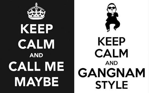 Keep Calm And Carry On! - Diversão - CAPRICHO