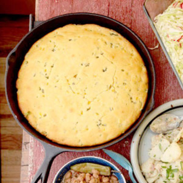 Jalapeño Corn Bread Recipe | SAVEUR