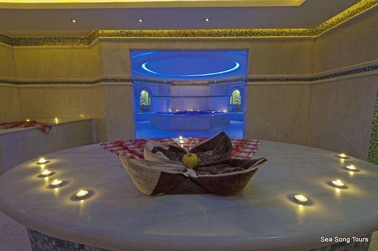 HAMAM (turkish bath.)