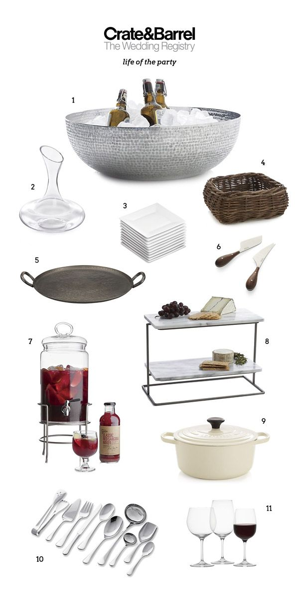 ... Pinterest Bridal gifts, Home decor kitchen and Wedding gift registry