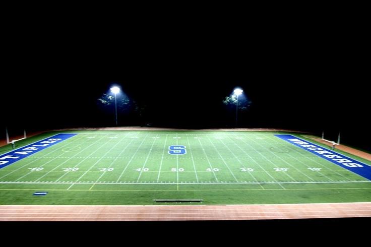 'Friday Night Lights' premiere at Westport's Staples High School.