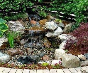 Pondless Waterfall A