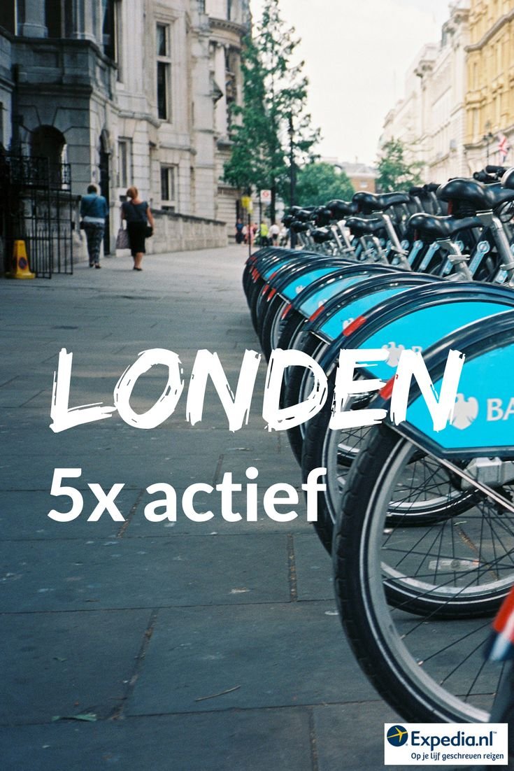 5x actief in Londen, Engeland || Expedia.nl