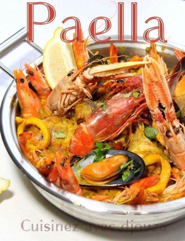 les 25 meilleures id 233 es de la cat 233 gorie recette de paella sur recette de paella aux