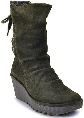 Fly London - Yada - Mid Shaft Boot                                                                                                                                                                                 More