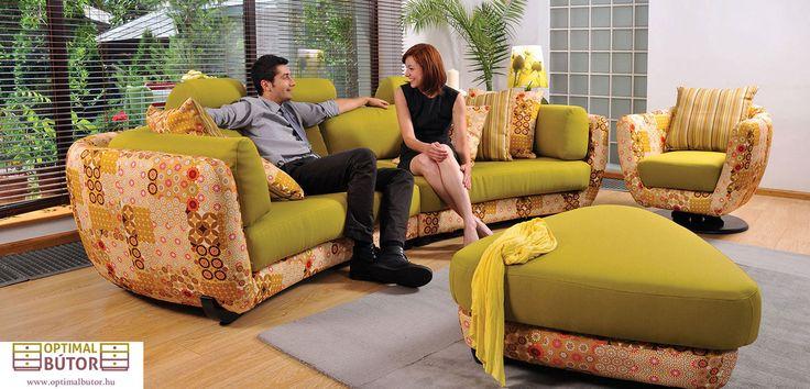 ülőgarnitúrák modern és klasszikus stílusban, többféle méretben, ággyá alakítható verziókkal