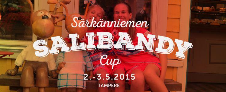 Särkänniemi Floorball Cup ad