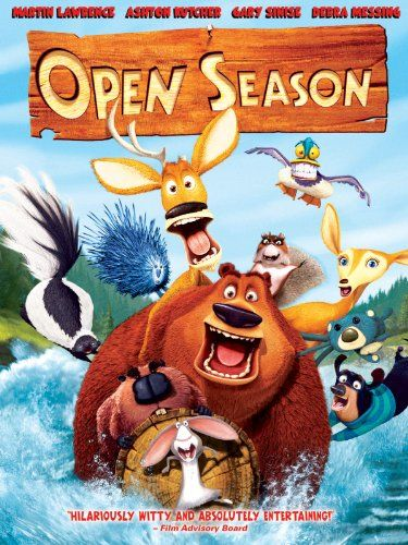 Open Season, one of my favorte movies :D