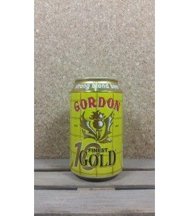 Gordon Finest Gold 33 cl Can