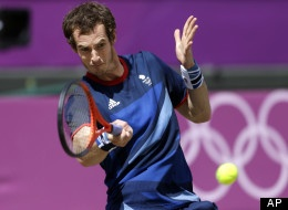YES MURRAY! GOLD FOR TEAM GB!