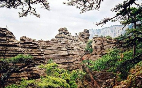 Туристический маршрут «Таракташская тропа»