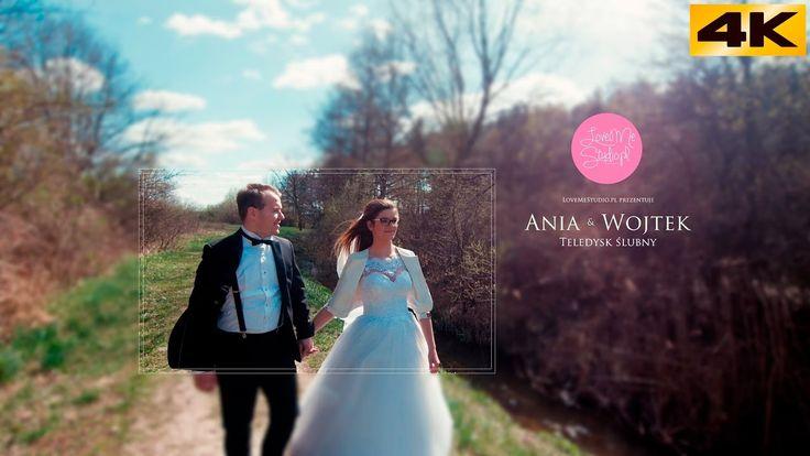 [4K UHD] LoveMeStudio.pl // Ania + Wojtek // 14.10.2016 // klip ślubny