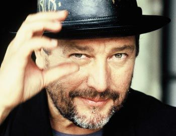 Philippe Starck - focused and mischievous.