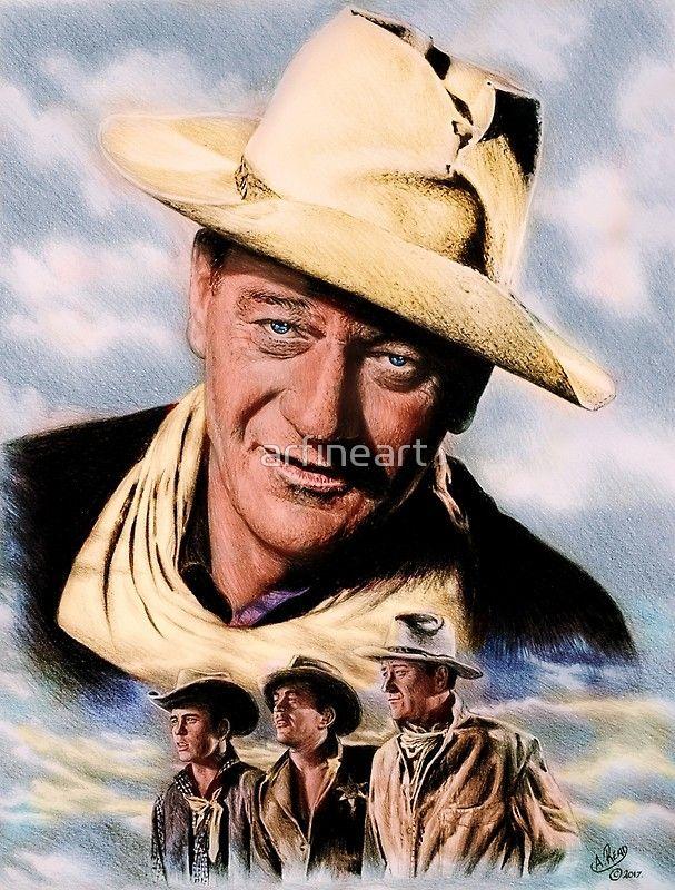 John Wayne 2 Photographic Print By Andrew Read John Wayne John Wayne Western Movies John Wayne Quotes