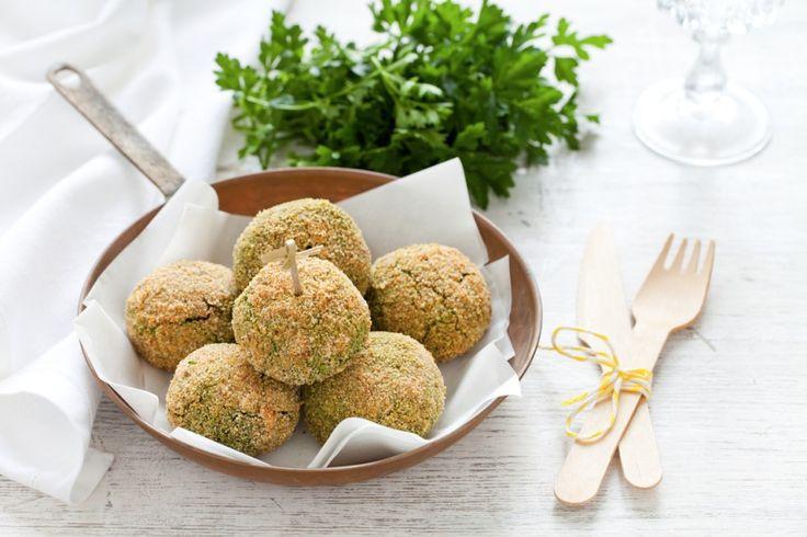 Polpette verdi con spinaci e bietole