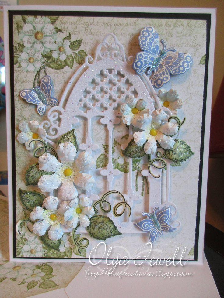 3663 best heartfelt creations images on pinterest for Handmade paper creations