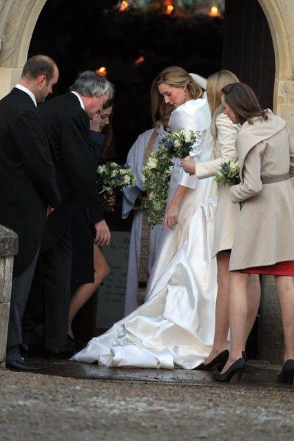 Louise Aubrey Fletcher The Wedding Of Harry Aubrey