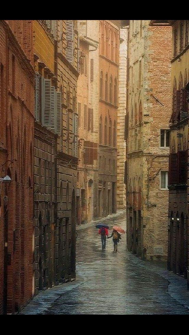 Siena . Tuscany. ❤️