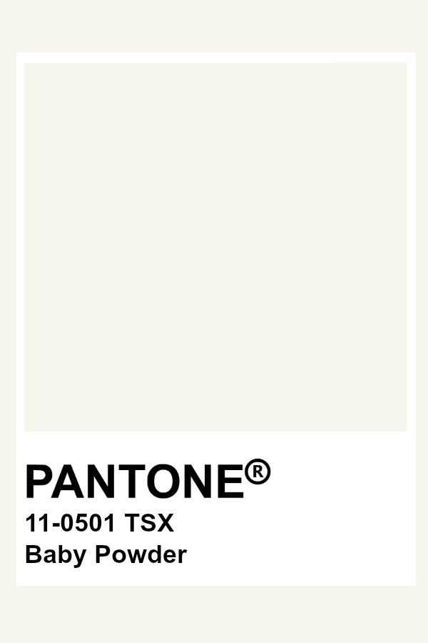 pantone baby powder color chart colour palettes process black to madeira