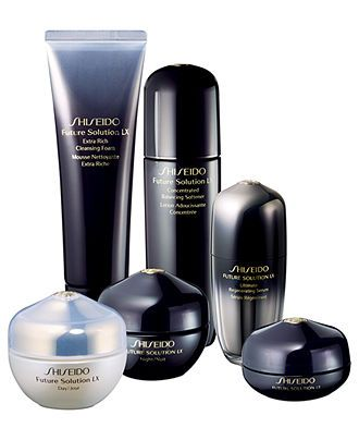 Shiseido Future Solution LX Collection - Skin Care - Beauty - Macy's