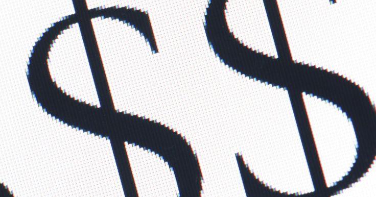 Cómo escribir el signo de peso en Microsoft Word. Con símbolos y signos emergiendo en cualquier lugar desde las esquinas de la calle hasta las pantallas de las computadoras, es raro pasar un día sin ver, escribir o tipear al menos uno. En algunos casos, los signos en sentido figurado obtienen el valor de dinero cuando se duplica en múltiples culturas. El signo del dólar norteamericano, por ...