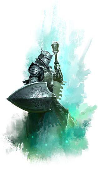 Guardian | Guild Wars 2: by far my favorite profession to play as a combat healer and combat support player.