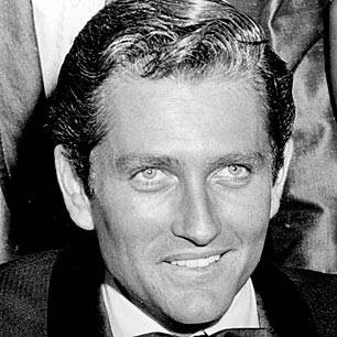 Actor John Drew Barrymore, father of actress Drew Barrymore