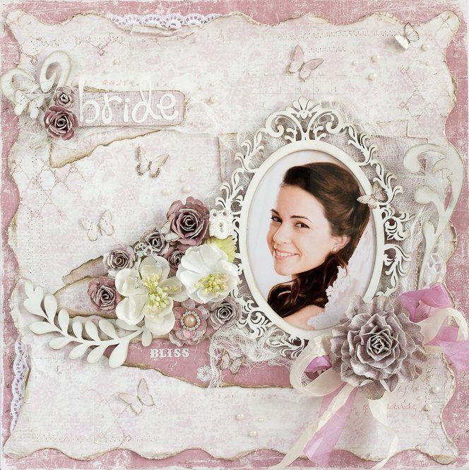 Layout: Bride Maja Vintage Summer Basics