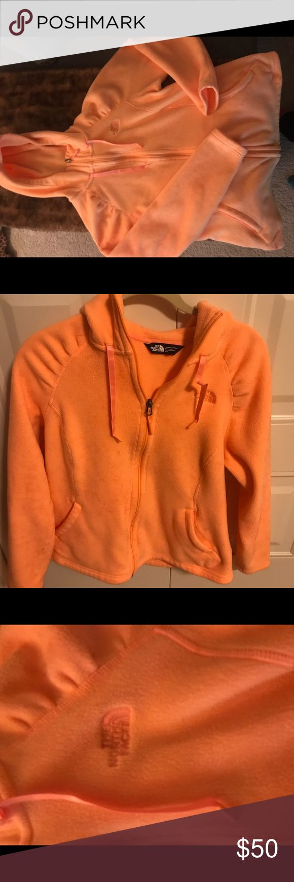 North Face Fleece Never worn Ladies North Face fleece jacket North Face Jackets & Coats