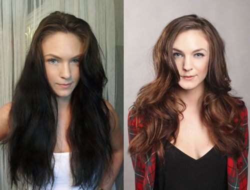COLOR CORRECTION HOW TO: Removing Years of Black Box Color | Modern Salon
