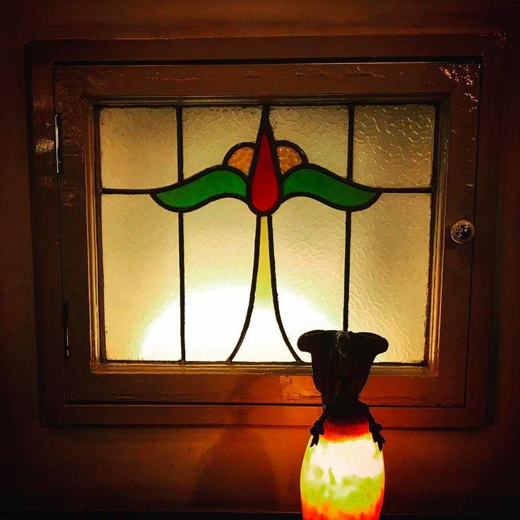 #あっぷる #stainedglass #ningyocho #人形町
