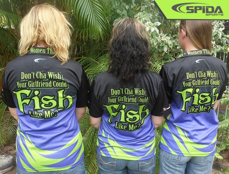Sublimated Fishing Shirts & Jerseys, Tournament Fishing Shirts, Custom Fishing Shirts