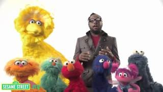 "Sesame Street: Will.i.am Sings ""What I Am"", via YouTube.   Approved"