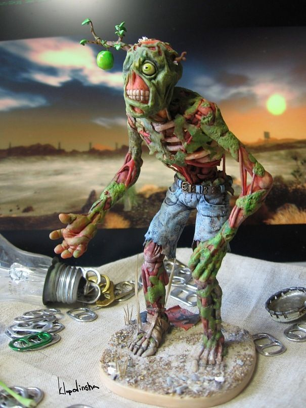 Harold (Fallout) by KarinaKruglova ----------------------------------------- I always felt sorry for Harold. As if being made into a ghoul was bad enough, he had to become a tree besides.
