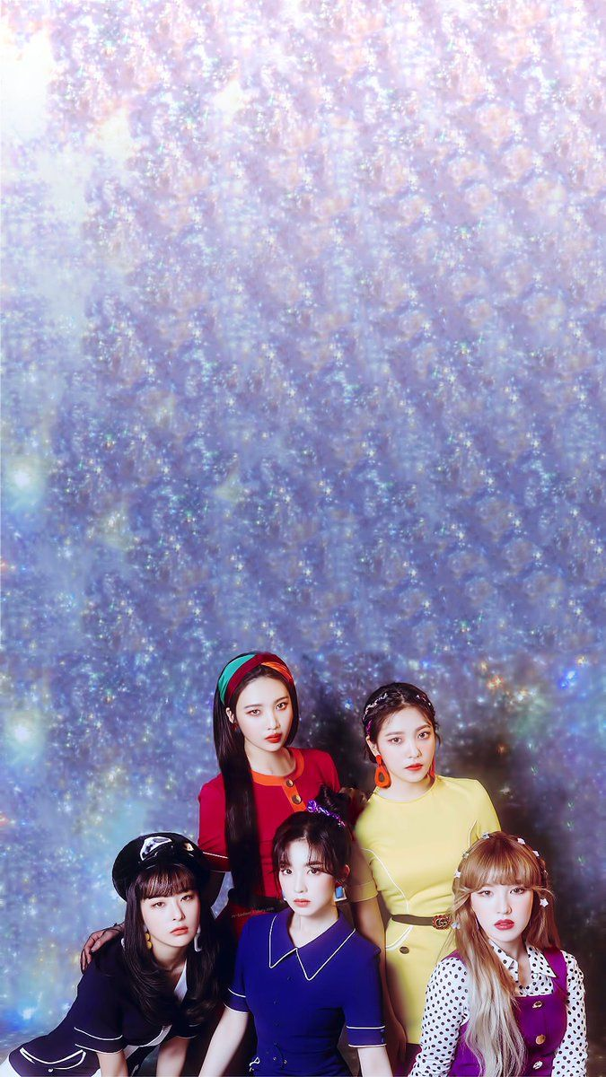 Red Velvet Kpop Desktop Wallpaper