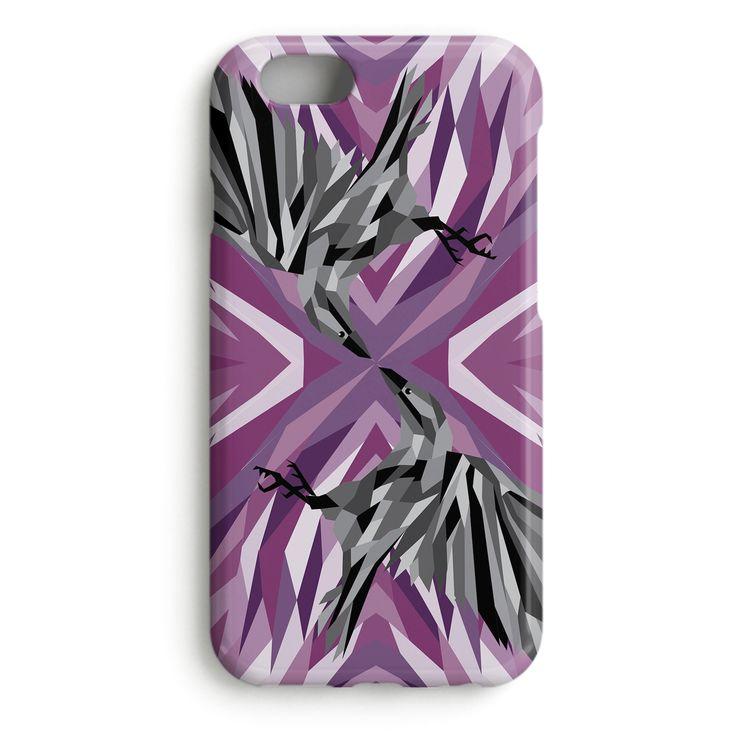"""Where's the Bling?"" design iPhone case from Shell'Oh!- designed by Katariina Karjalainen"