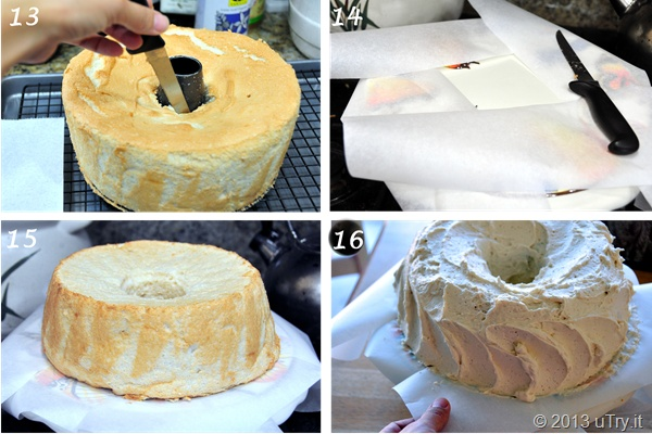 Vanilla Dream Cake recipe, tips on how to keep the cake stand clean and neat after frosting, and a delicious giveaway!